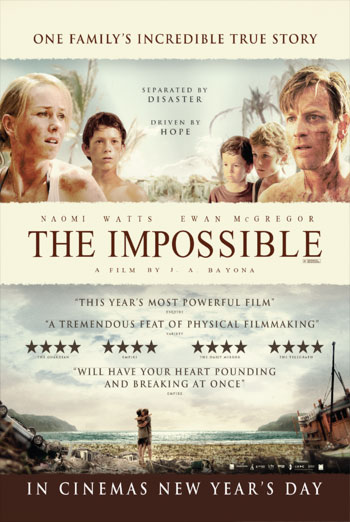 THE IMPOSSIBLE <span>(2013)</span> artwork