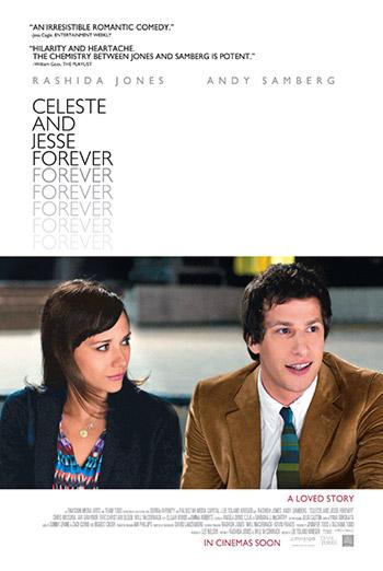 CELESTE &amp; JESSE FOREVER <span>(2012)</span> artwork