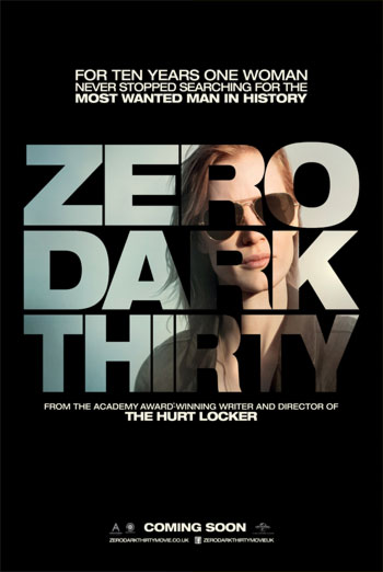 ZERO DARK THIRTY artwork