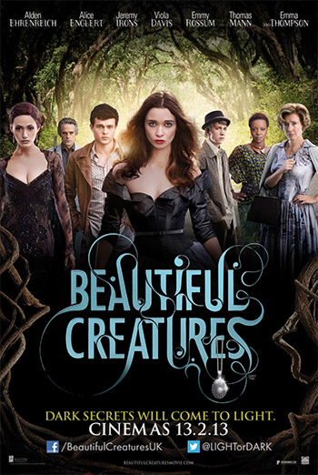 BEAUTIFUL CREATURES artwork