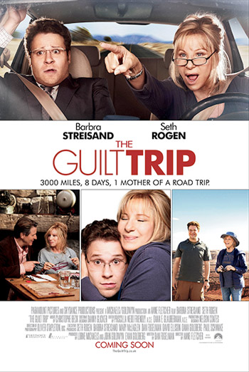 THE GUILT TRIP artwork