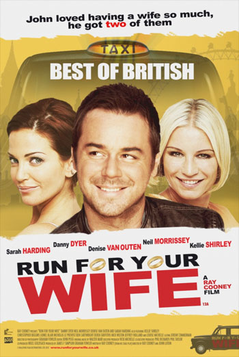 RUN FOR YOUR WIFE <span>(2012)</span> artwork