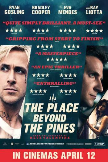 THE PLACE BEYOND THE PINES artwork