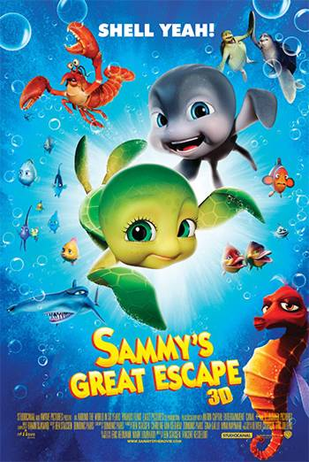 SAMMY'S GREAT ESCAPE <span>[3D]</span> artwork
