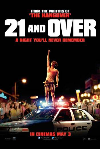 21 & OVER artwork