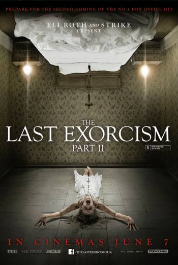 THE LAST EXORCISM - PART II <span>(2013)</span> artwork