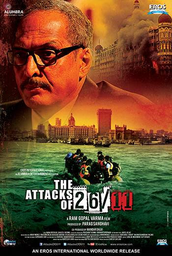 THE ATTACKS OF 26/11 artwork