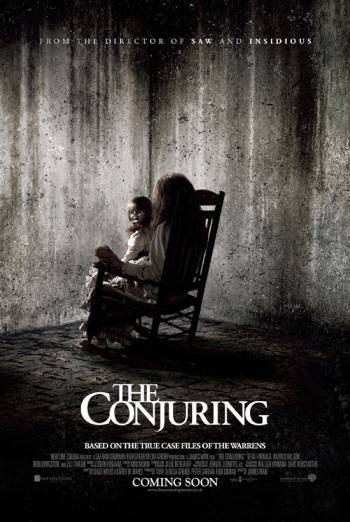 THE CONJURING artwork