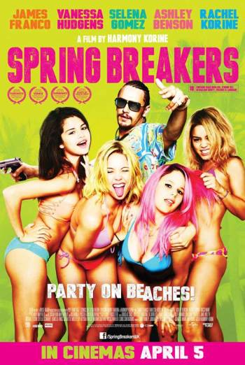 SPRING BREAKERS <span>(2012)</span> artwork