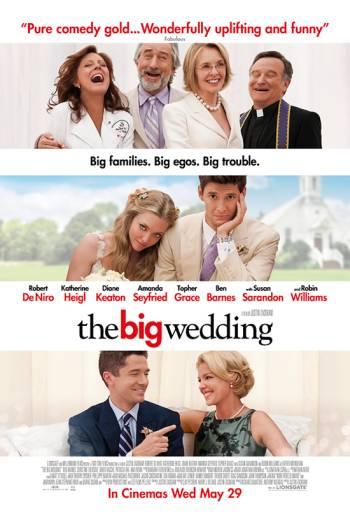 THE BIG WEDDING artwork