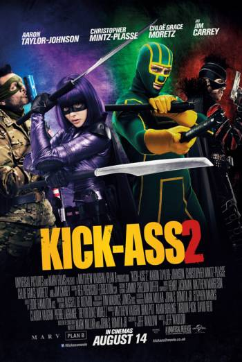 KICK-ASS 2 artwork