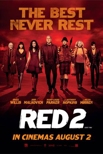 RED 2 | British Board of Film Classification