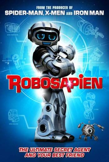CODY THE ROBOSAPIEN <span>(2013)</span> artwork