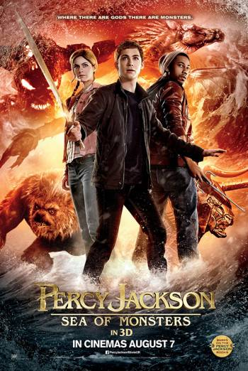 PERCY JACKSON - SEA OF MONSTERS (2013)
