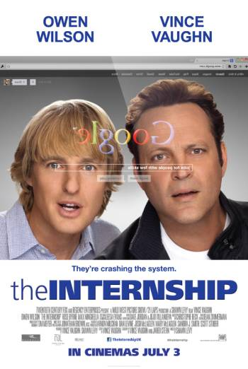 THE INTERNSHIP <span>(2013)</span> artwork