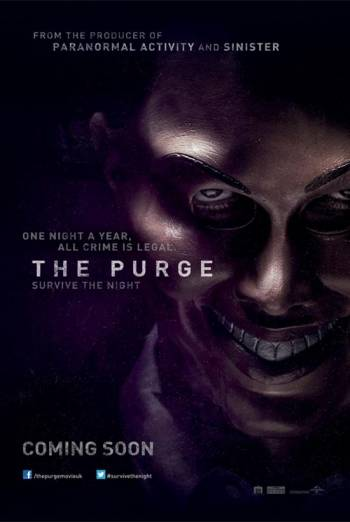 THE PURGE artwork
