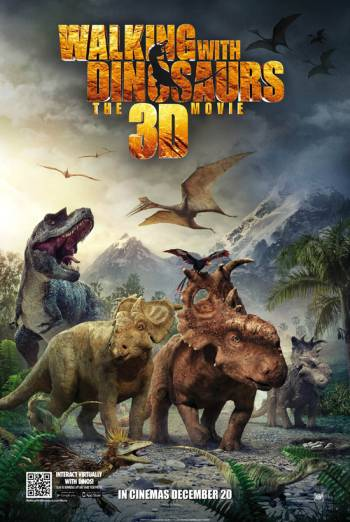WALKING WITH DINOSAURS: THE MOVIE <span>[2D]</span> artwork
