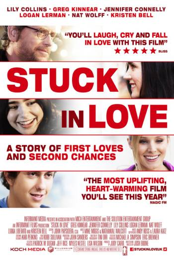 stuck in love british board of film classification
