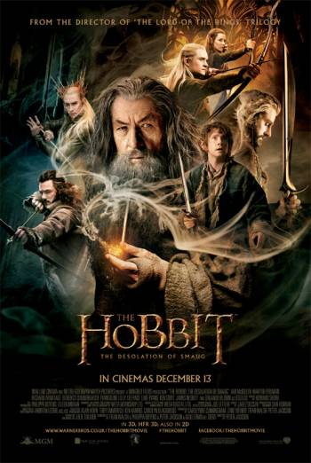 THE HOBBIT - THE DESOLATION OF SMAUG artwork