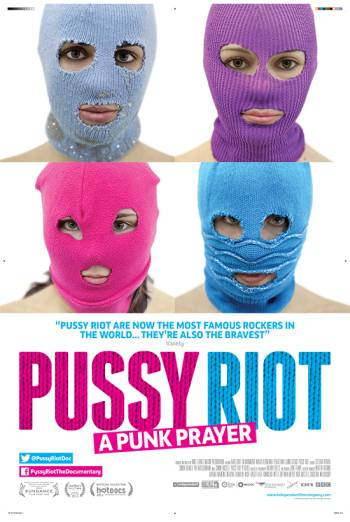 PUSSY RIOT - A PUNK PRAYER artwork