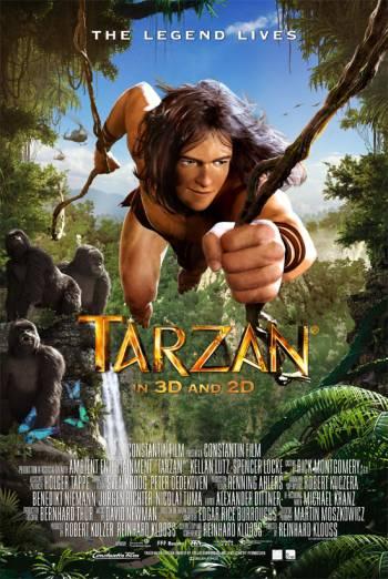 TARZAN artwork