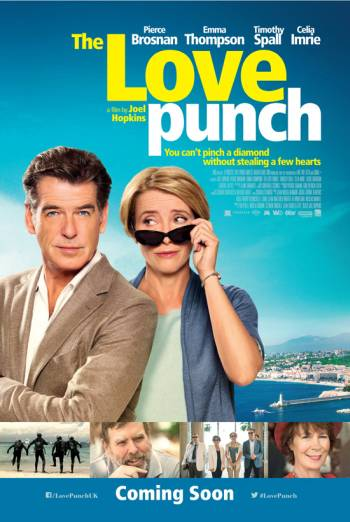 THE LOVE PUNCH <span>[International version]</span> artwork