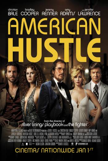 AMERICAN HUSTLE <span>(2013)</span> artwork
