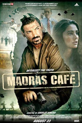 MADRAS CAFE <span>[Hindi version]</span> artwork