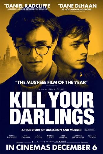 KILL YOUR DARLINGS artwork