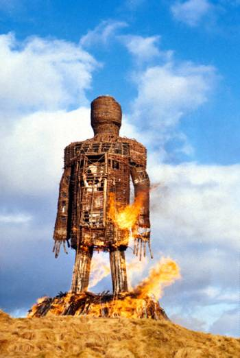 THE WICKER MAN - THE DIRECTOR'S CUT <span>[DVD audio commentary]</span> artwork