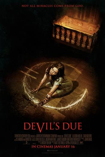 DEVIL'S DUE artwork