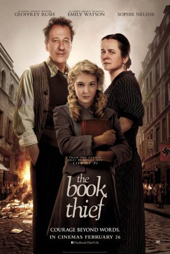 THE BOOK THIEF (LOOK FOR IT) <span>[Additional Material,THE MONUMENTS MEN]</span> artwork