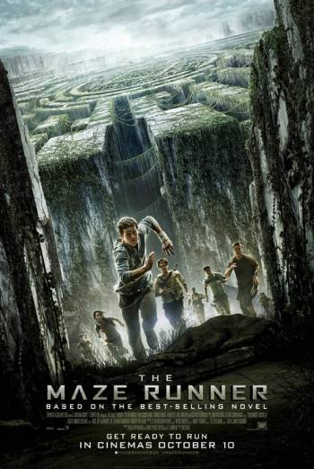 THE MAZE RUNNER artwork