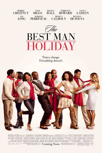THE BEST MAN HOLIDAY artwork