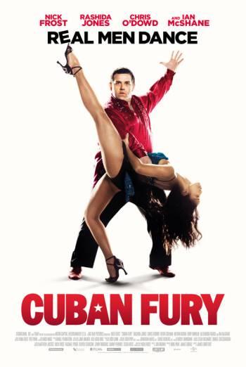 CUBAN FURY artwork