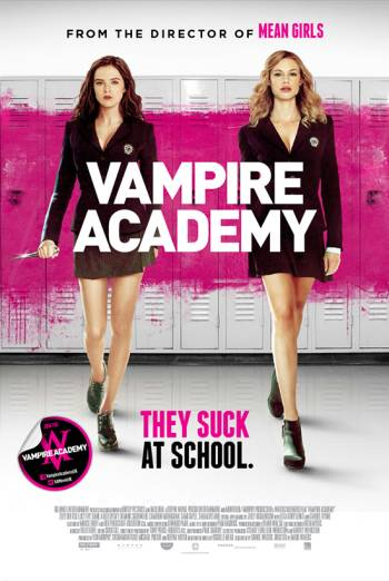 VAMPIRE ACADEMY <span>(2014)</span> artwork
