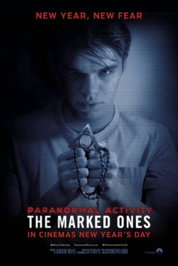 PARANORMAL ACTIVITY: THE MARKED ONES <span>(2014)</span> artwork