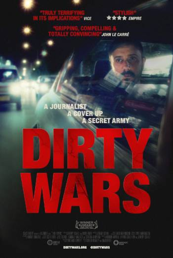 DIRTY WARS artwork