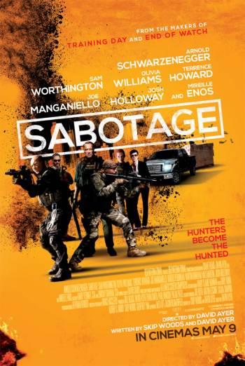 SABOTAGE <span>(2014)</span> artwork