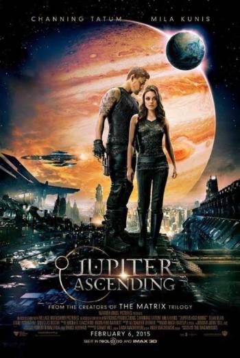 Jupiter Ascending (3D)