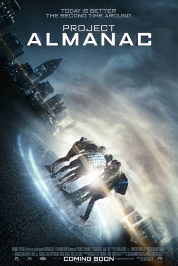 PROJECT ALMANAC artwork