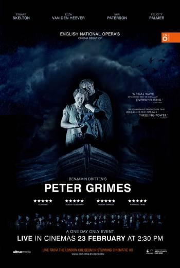PETER GRIMES artwork