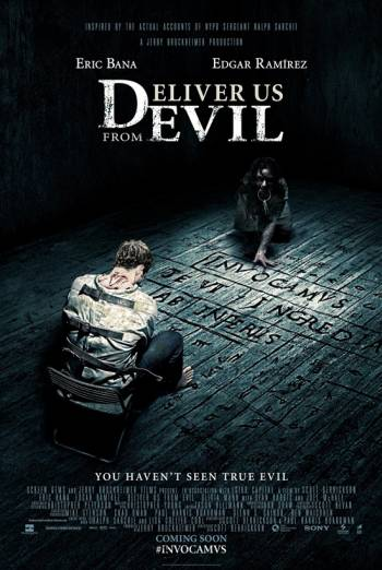 DELIVER US FROM EVIL - DOMESTIC TRAILER 1 - ON BD & DVD artwork
