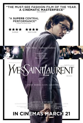 YVES SAINT LAURENT artwork