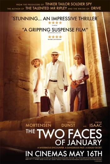 THE TWO FACES OF JANUARY <span>(2014)</span> artwork