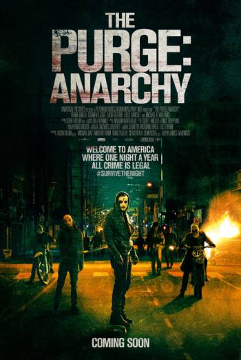 THE PURGE: ANARCHY artwork