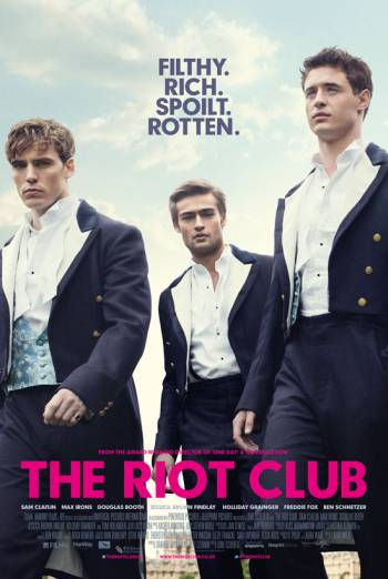 THE RIOT CLUB artwork