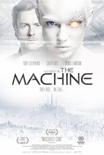 THE MACHINE <span>(2013)</span> artwork
