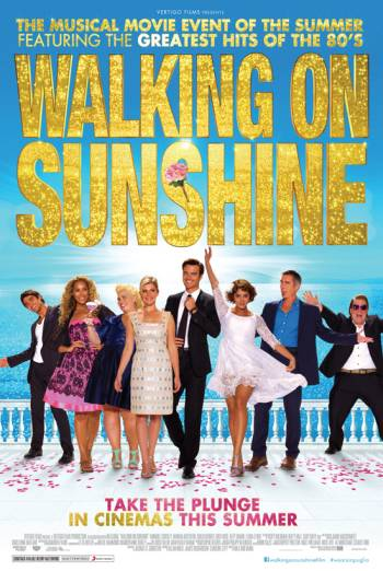 WALKING ON SUNSHINE artwork