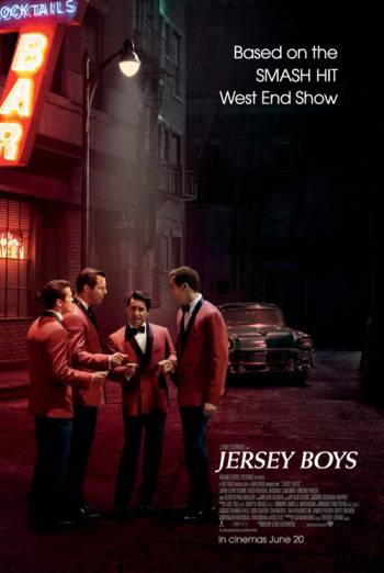 JERSEY BOYS artwork